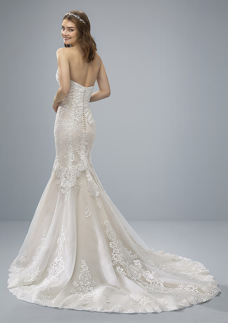 Magnificent Vestidos Novia Outlet Pictures Inspiration - Wedding ...